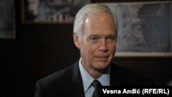 Интервју со Рон Џонсон, американски републикански сенатор за РСЕ.