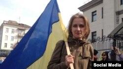 Александра Дворецкая, крымская правозащитница