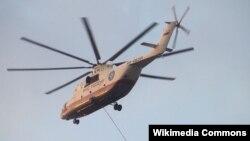 المروحية الروسية MI 28