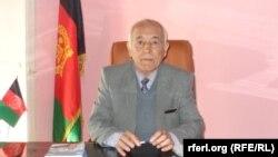 Раматула Хашар, гувернер на областа Дарзаб во Авганистан