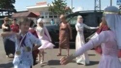 "Как танцует ""Абаза"""
