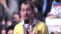 Путін про російських військових на Донбасі та обмін ув'язненими (відео)
