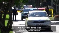 Vox populi: chișinăuieni despre alarma falsă cu bombă în Parlament
