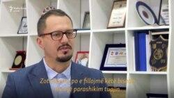 Intervistë me kryetarin e FFK-së