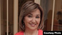Гульнара Каликова - автор статьи.