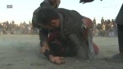 کابل کې د پهلوانۍ سیالۍ شوې دي