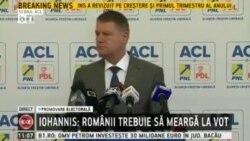 Klaus Iohannis: Deșteaptă-te, române!