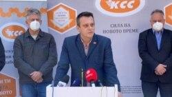 Ралповски - Ќе тужиме зошто се загрозува синдикалното организирање
