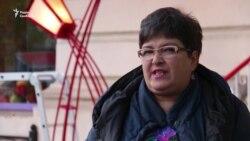 Ірина Ангелова про відставку Міхеїла Саакашвілі