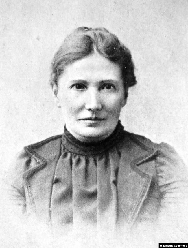 Українська історикиня, етнічна росіянка Олександра Єфименко (1848–1918)