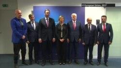 Balkanski zvaničnici sa Federikom Mogerini
