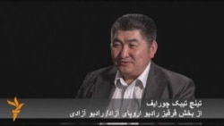 Kyrgyzstan_Hunger strike for democracy
