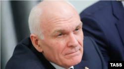 Vladimir Litvinyenko, a Szentpétervári Bányászati Egyetem rektora