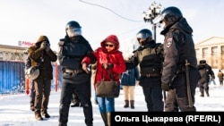 Хабаровск, 31 января 2021 года