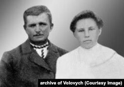Дід Іван і бабуся Неоніла – Олексія Воловича