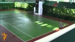 Теннис ва футбол -- варзиши дӯстдоштаи фарзандони мансабдорон