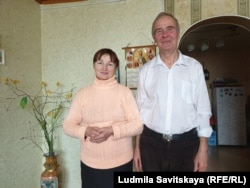 Елена и Николай Пекурины