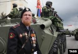 «Моторола» у Донецьку, 9 травня 2015 року
