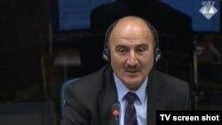 Slavko Mijatović u sudnici