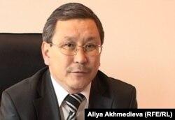 Председатель суда Талдыкоргана Канат Сырлыбаев.