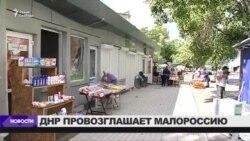 """""""ДНР"""" провозглашает Малороссию"""