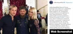 Кого поздравляет продюсер Яна Рудковская – Кадырова или человека, который выдает себя за него