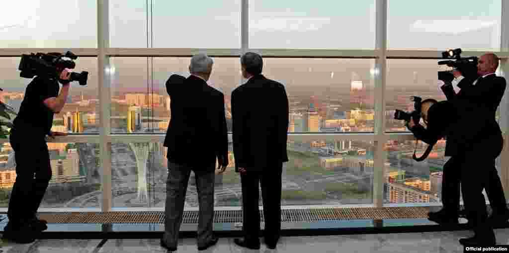 Назарбаев: Ни одной стране мира мы не оказывали такой поддержки, как Кыргызстану