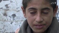 منصور برای آینده روشن خواهرانش اشک میریزد