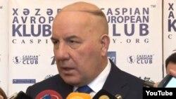 Председатель правления Центробанка Азербайджана Эльман Рустамов