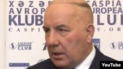 Председатель правления Центрального банка Азербайджана Эльман Рустамов.