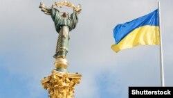 Kiyevdə Azadlıq heykəli