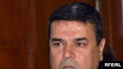 الدكتور زريان عبد الرحمن وزير الصحة في حكومة إقليم كردستان