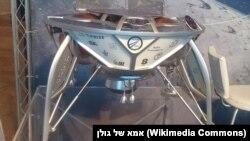 Модель ізраїльського місячного зонду