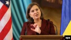 Помічниця державного секретаря США у справах Європи й Євразії Вікторія Нуланд (архівне фото)