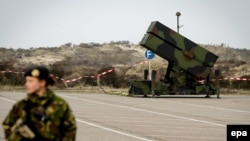 Ракетные системы ПВО NASAMS