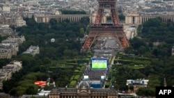 Pariz, EURO 201