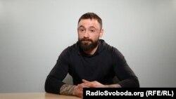 Леонід Остальцев, ветеран бойових дій на Донбасі, засновник Pizza Veterano