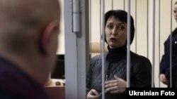 Олена Лукаш у суді, 6 листопада 2015 року