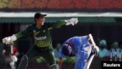 India -- ICC Cricket World Cup semi-final match between India and Pakistan in Mohali, 30Mar2011