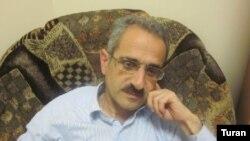 Журналист Хилал Мамедов. Архивное фото