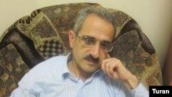 Главный редактор газеты «Толыши садо» Хилал Мамедов