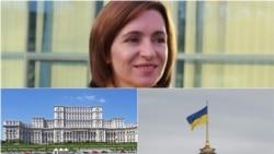 Dezgheț moldo-ucrainean după ce Maia Sandu a fost aleasă președintă