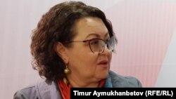 Депутат мажилиса Ирина Смирнова.