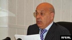 Геннадій Москаль (фото - серпень 2009 р.)