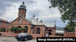 Мечеть в селе Дуиси, фото из архива