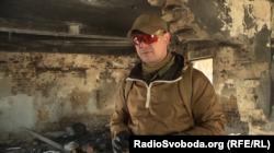 Костянтин Лохвицький, інструктор із тактичної підготовки