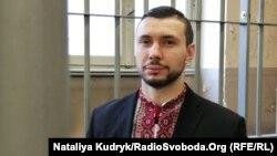 Віталій Марків на одному з попередніх засідань, березень 2019 року