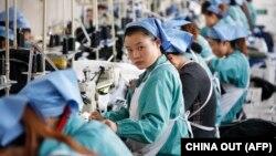 فهرست تازه آمریکا ۱۳۰۰ محصول تولیدی چین، از محصولات پزشکی تا چرخ خیاطی را در بر میگیرد