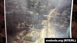 Менск пасьля вызваленьня, фота з архіву Алеся Клышкі