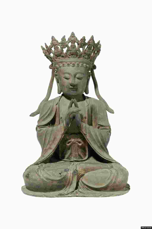 Budda Vairocana, China, Dinastia Ming (1368-1644)